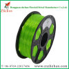 3D 인쇄 기계를 위한 필라멘트를 인쇄하는 PETG 1.75mm 녹색 3D
