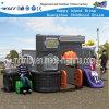 Fare scorrere la strumentazione del parco di divertimenti dei bambini del playhouse (HF-20301)