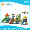De Dierlijke Reeks van het Stuk speelgoed van het nieuwe Plastic van Kinderen OpenluchtJonge geitje van de Speelplaats (fq-KL071B)