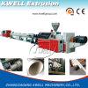 Gefäß-Strangpresßling-Zeile der Belüftung-Rohr-Produktions-Machine/UPVC