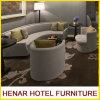 A annoncé le jeu cinq étoiles de sofa de Hilton de meubles de pièce de suite d'hôtel