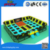 Коммерчески парк Trampoline спорта занятности с ямой пены