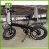 Gros pneu de batterie caché par En15194 pliant le vélo électrique