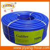 Caoutchouc et tuyaux d'air de PVC, tuyaux d'air à haute pression, flexible, intenses, constructeur, boyau de machine