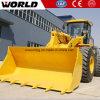 Construction de routes chargeur de pelle à avant de 5 tonnes