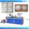 Plastikkuchen, der Maschine herstellt