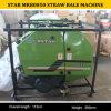 Beste het In balen verpakken van de Kwaliteit Machine Mrb0850, de Machine Mrb0850, de Machine van de Pers van het Stro van de Pers van de Baal van het Stro voor Gras