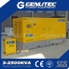 Gerador Diesel Soundproof do motor 400kVA de Perkins 2206c-E13tag3 (GPP400S)