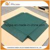 couvre-tapis en caoutchouc de plancher de tuile en caoutchouc antichoc de sûreté de 50cmx50cm