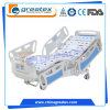 Justierbares elektrisches medizinisches Bett mit ABS Headboard-abnehmbarem Handlauf (GT-BE5020)