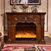切り分ける暖房および照明Elctricalのヨーロッパ式の暖炉(318B)を