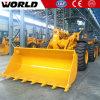 Lader van het Wiel van het VoorEind van de Apparatuur van de bouw de Chinese 5ton