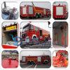 HOWO Rhd 6X4 375HP Water Tank Fire Truck