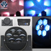 Klare und Fast Movement Biene-Eyes 6*15W LED Beam Moving Head Light