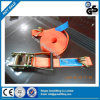 Ratchet Auto sujeción de carga por carretera amarre de poliéster-Ties
