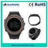 Reloj elegante impermeable elegante de Bluetooth del acero inoxidable con el color cambiable