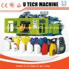 Bewegungsschmieröl-Plastikflaschen-Strangpresßling-Schlag-formenmaschine