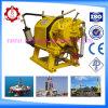 배 Application와 Air Power Source Winch
