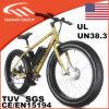 Fette elektrische Fahrräder 500W48V (LMTDF-27L) des Allou Rahmen-26inch