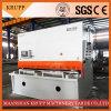 Scherpe Machine/de Scherende Machine van de Plaat van het Roestvrij staal