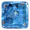 Bañera de hidromasaje de esquina con sistema de masaje Everclean y hidromasaje
