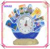 Polyresin 기념품 기술, 수지 시계, 탁상용 시계