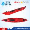Fischen Kayak, Fishing Boat, Kayak mit Two Insert Fishing Rod Holders