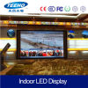 Pantalla de visualización de interior a todo color de LED de P4 SMD