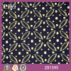 2016 nuevo Design Coins Shape Knitting Fabric para Bra