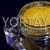 Flash cristalino Golden Pigment para Construction Coating, Flash Pearlescent