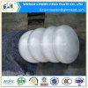 Protezioni ellissoidali del tubo delle teste dell'acciaio inossidabile 304/316/316L