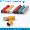 L'azionamento di legno dell'istantaneo del USB dell'OEM ha riciclato l'azionamento di carta della penna (EW001)