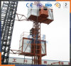 La Cina Construction Lift Hoist 2tons Per Cage Price