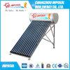 Nenhum calefator de água quente solar do aço inoxidável da pressão