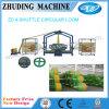 4 челнок Circular Loom Machine для PP Woven Roll