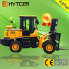 Hytger Diesel-Gabelstapler des raues Gelände-Gabelstapler-4ton