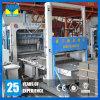 Máquina de moldear del ladrillo concreto automático/máquina hidráulica del bloque