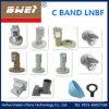 Fascia satellite LNBF/LNB dell'unità di ricezione del segnale C