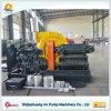 Pompe à eau à haute pression à plusieurs étages de moteur diesel