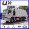 Camion d'ordures comprimé de Sinotruck 6X4 20m3