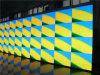 Exposição de diodo emissor de luz ao ar livre da cor cheia de P16mm para a tela de anúncio video