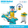 Cat blu Dental Chair per Kids con Dental Unit Cart