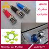 De mini Staaf van de Zuurstof van de Zuiveringsinstallatie van de Verse Lucht voor Auto, de AutoZuiveringsinstallatie van de Verfrissing van de Lucht van het Anion (Ionische)