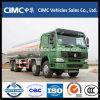 판매를 위한 Sinotruck HOWO 6X4 연료 탱크 트럭