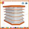 Qualitäts-runde Regal-Supermarkt-Speicher-Bildschirmanzeige-Regale (ZHs633)