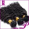 広州の熱い人間の毛髪の拡張長いインドの毛
