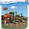 Criança ao ar livre Playsets do equipamento da corrediça do campo de jogos da venda quente (HD-FY00701)