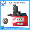 Impresora plástica semi automática del cojín del casquillo (TDY-380)