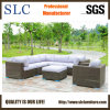 Jogo ao ar livre da série do sofá do Rattan, série Semi circular do sofá do Rattan ajustada (SC-A7321)