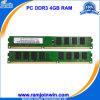 Оптовая Золотой Поставщик 256 * 8 16c 4GB DDR3 SDRAM для Desktop